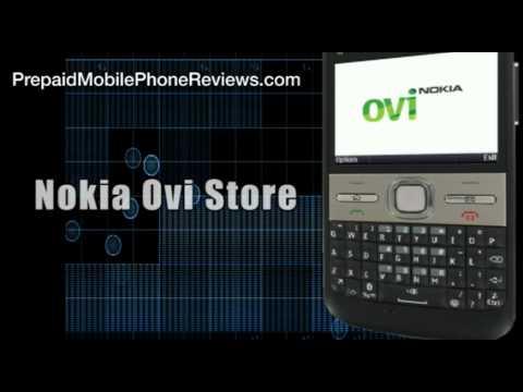 Nokia E5 review - newest Straight Talk 3g smartphone