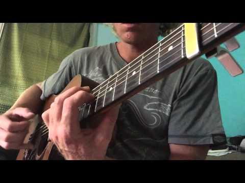 Fingerstyle Folk Music on a Maton Guitar - Ylia Callan Guitar