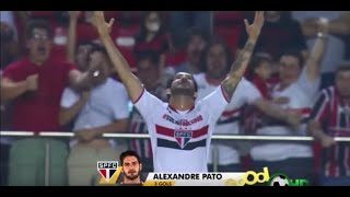 Alexandre Pato vs Vasco Home (23/9/2015)