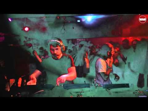 Shed Boiler Room Berlin 50Weapons RIP DJ Set