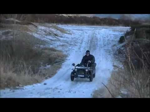 Jeep Willys Mini 2012 Norway Youtube