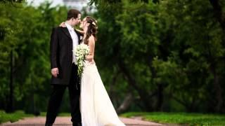 Красивая свадьба Кости и Ксюши, Москва