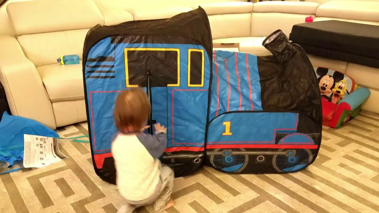 info for 6586e fb8fb Playhut Thomas the Train Play Vehicle! He LOVES IT!!!
