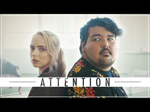 Thumbnail: ATTENTION - Charlie Puth - Madilyn Bailey, Mario Jose, KHS COVER