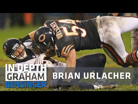 "Brian Urlacher: Roger Goodell and ""mini"" concussions"