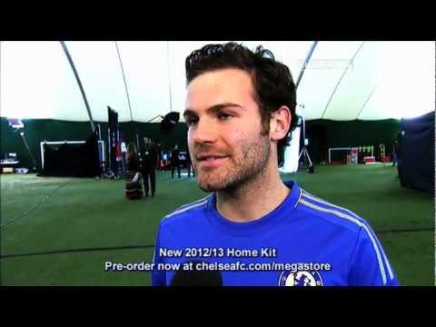 Chelsea FC - New Home Kit 2012/13