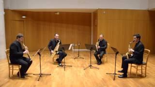 Grand Quatour Concertante - Jean-Baptiste Singelée