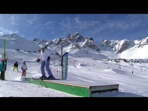 Parties, Events & Competitions In Meribel, Courchevel & Val Thorens 2014