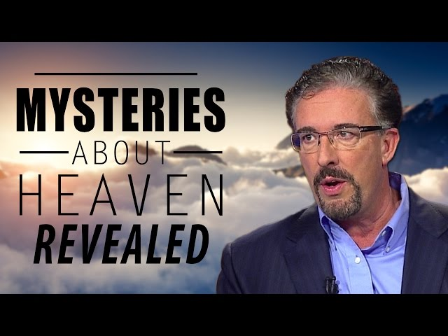 Perry Stone Reveals Mysteries About Heaven | Sid Roth's It's Supernatural!