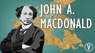 John A. MacDonald: the Patriot Statesman