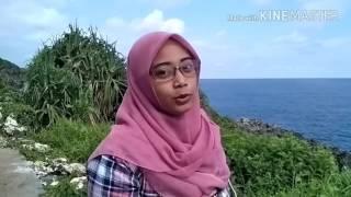 Surat cinta untuk starla (Cover Rafika Ratna) di Pantai Gesing Yogyakarta