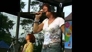 CORA Live in Eberswalde (Du bist der Sommer)(4.9.2011)