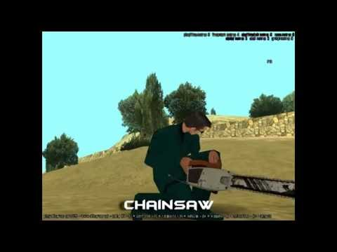 Gta San Andreas Weapon And Sound Pack | 2015 | NEW!! - Download Link