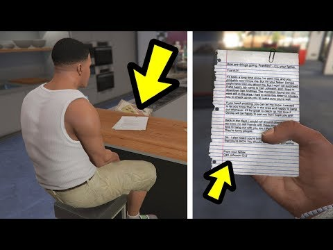GTA 5 - This Easter Egg Proves CJ Is Franklin's Dad