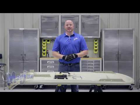 Armor Roof Rack for Yamaha® Drive® | How to Install Video | Madjax® Golf Cart Accessories