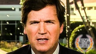 Tucker Carlson's Rant on Capitalism Sparks Anger within the Far Right