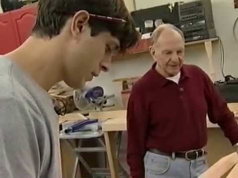 Making Furniture Show    -Smith and Sweetman Workshop Church Pew Part 1