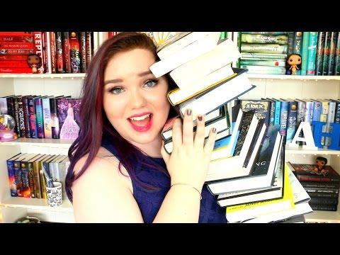 February Book Haul 2017 | AbigailHaleigh
