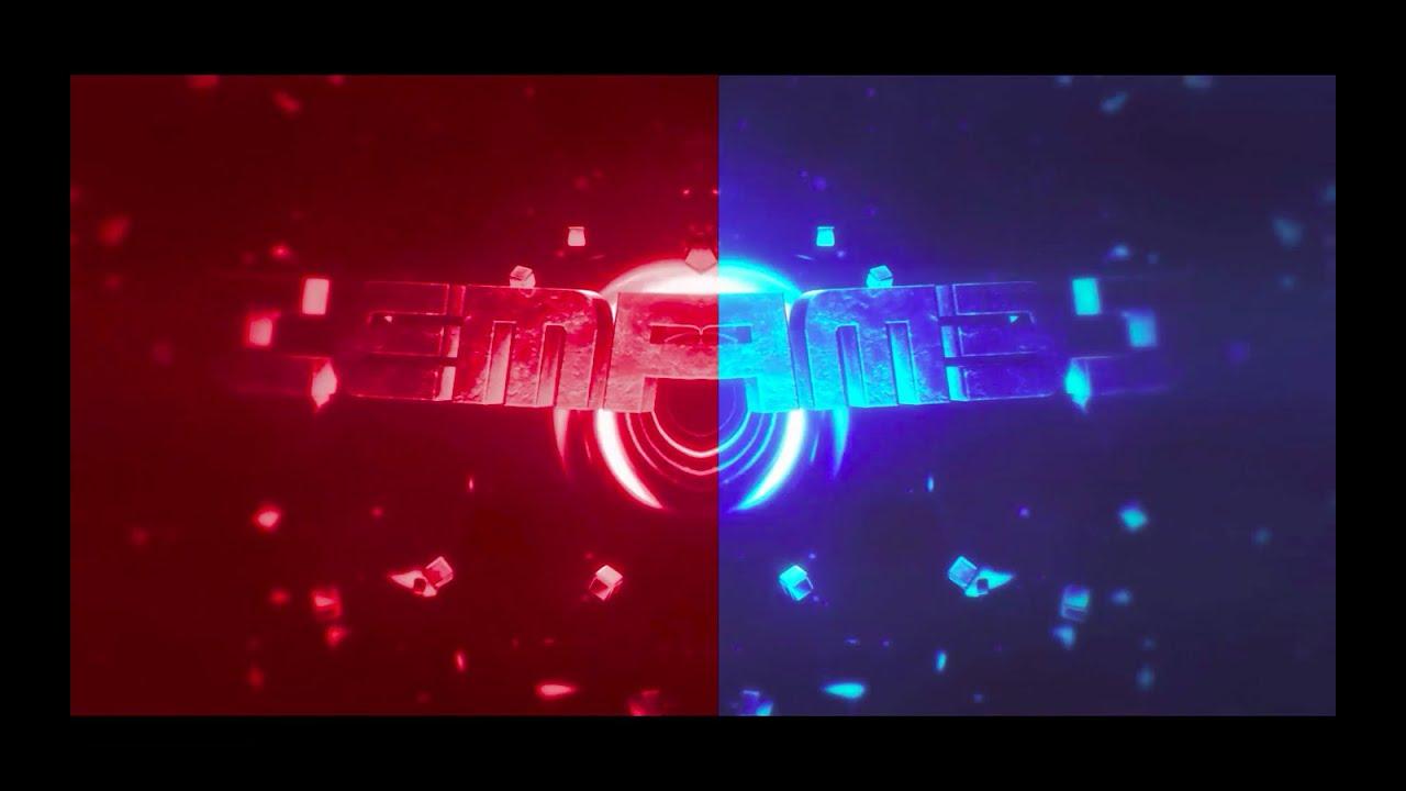 free epic energy burst intro template 84 youtube