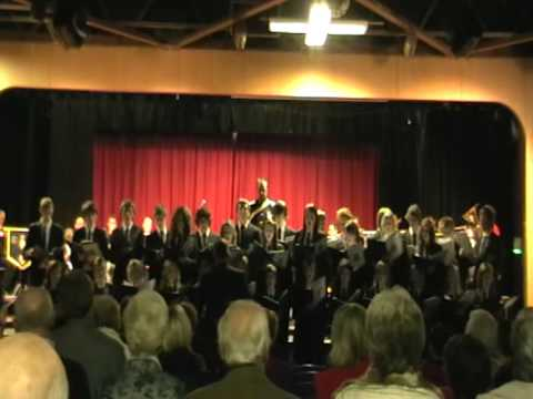 Bohemian Rhapsody - The Heavy Cavalry & Cambrai Band  & Wallace High School Choir lisburn