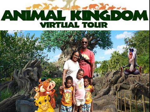 DISNEY'S ANIMAL KINGDOM | TOUR AND REVIEW | THE ADAMSON CREW