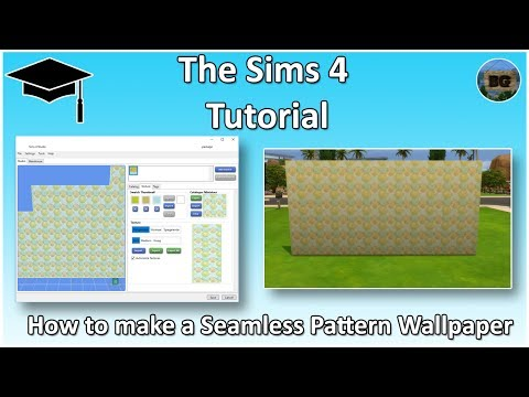 The Sims 4 Tutorial: How to make a Backdrop Replacement by