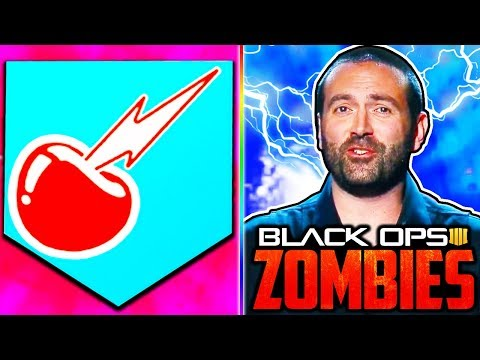 JASON BLUNDELL REVEALS ELECTRIC CHERRY PERK JINGLE!! | BLACK OPS 4 ZOMBIES | BLOOD OF THE DEAD NEWS!