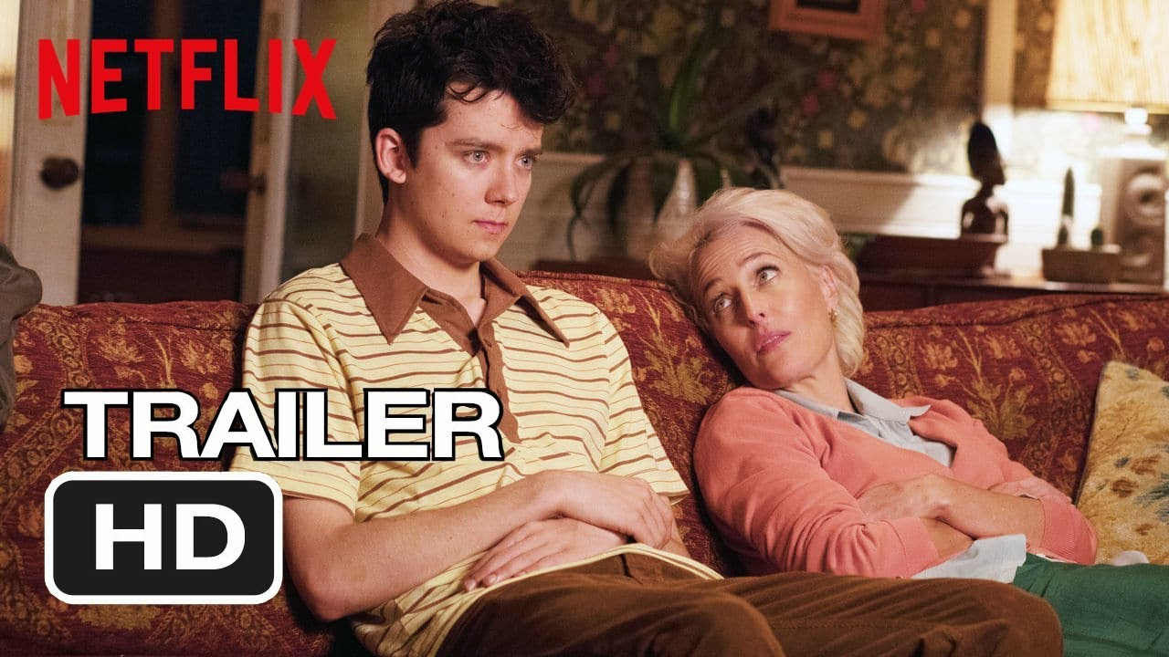 SEX EDUCATION: 1ª TEMPORADA | Trailer Oficial Netflix (2019) Dublado HD