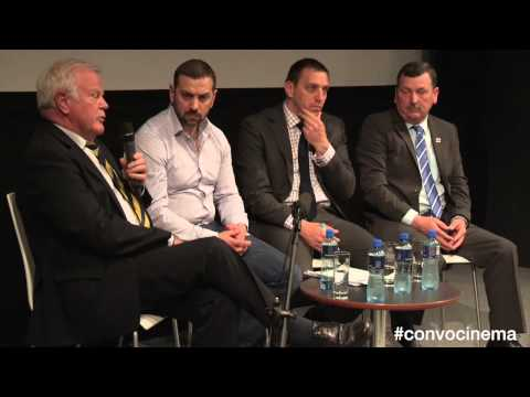 Ballymurphy Panel Discussion at QFT, Belfast 10/5/2015