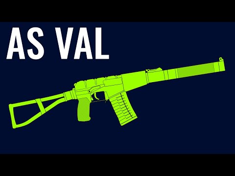 AS VAL - Comparison in 10 Different Games