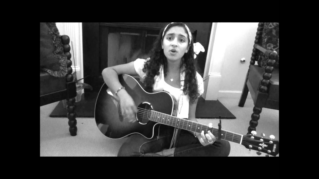 From Fear to Hope- A Song for Palestine