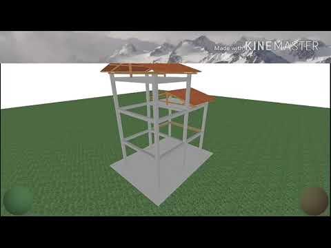 Desain Rbw 4x6 2 Lantai Youtube