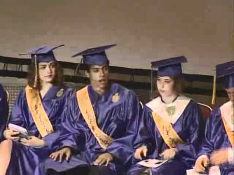 General H. H. Arnold High School (Wiesbaden, Germany) 2005 Graduation Ceremony