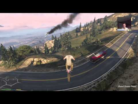 Grand Theft Auto V Pt43 - Status: Trains