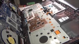 Alienware 17 R3   Disassemble Video (original) 2016