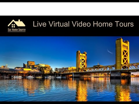 Live Video Virtual Home Tours Sacramento