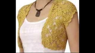 Mini Chaleco Fácil y Rápido a crochet
