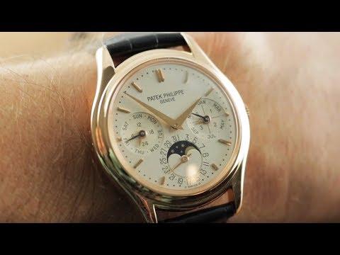 Patek Philippe 3940R Perpetual Calendar 3940R-011 Patek Philippe Watch Review