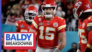 There's Nothing MVP Patrick Mahomes Can't Do! | Baldy Breakdowns