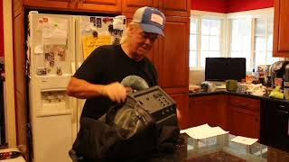Bose BackPack Unboxing
