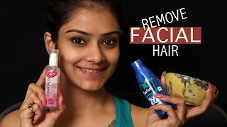 How To Remove Facial Hair Naturally | Skincare Remedy | Home Remedy | DIY Facial Hair Removal | Foxy | Foxy