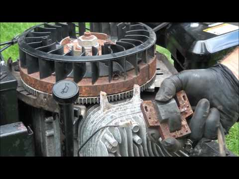 coil/magneto-problems?-briggs-and-stratton-19.5-hp-twin-cylinder.-replacing-the-coil