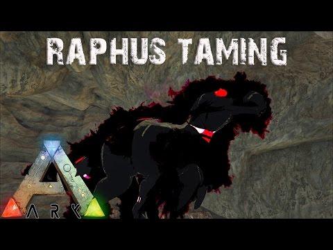 ARK Survival Evolved - Taming Raphus the Celestial! Annunaki Genesis Modded S1E30