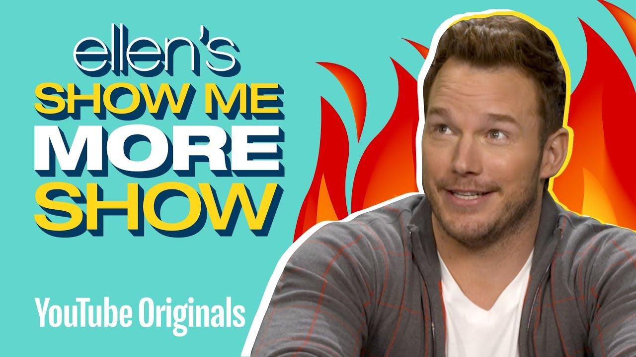 Ellens show me more show