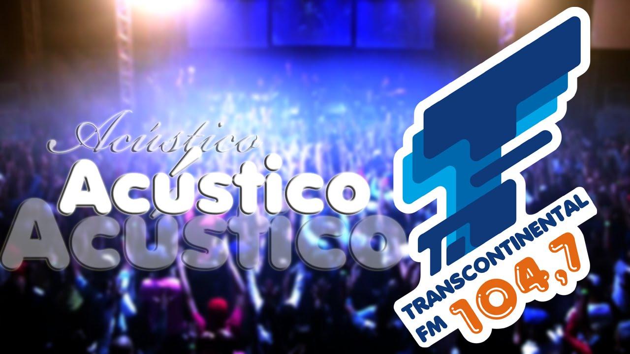 Ac stico transcontinental fm 104 7 thiaguinho youtube for 104 7 the fish