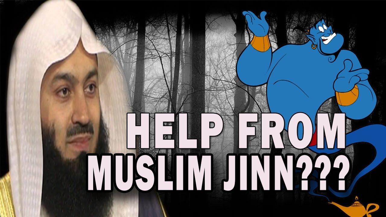 Help From Muslim Jinn??? Funny | Mufti Menk