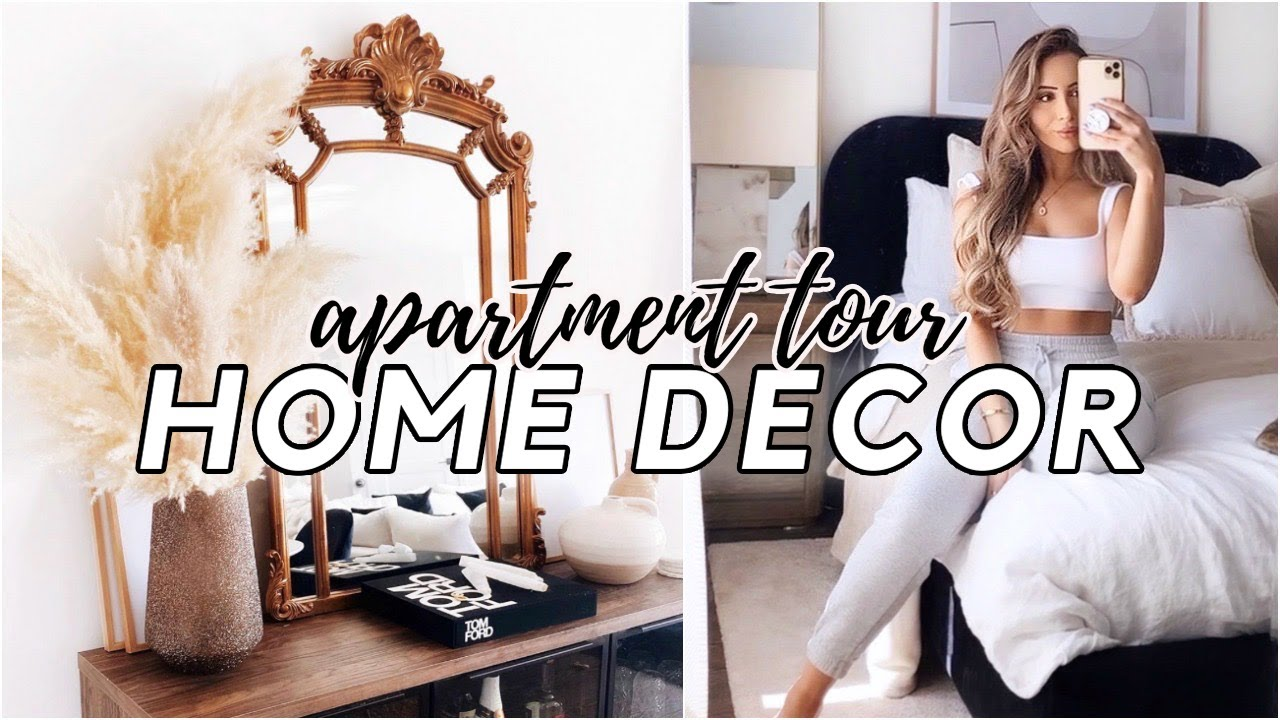 HOME DECOR HAUL + NEW CLOTHES FROM NASTY GAL