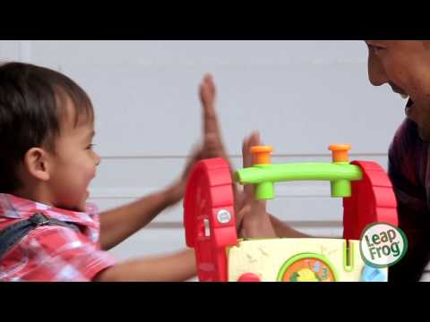 Scout's Build and Discover Tool Set - Math Learning Toy for Toddlers | LeapFrog