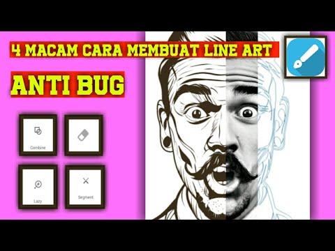 TUTORIAL CARA BIKIN LINE ART ANTI NG BUG DI INFINITE DESIGN thumbnail