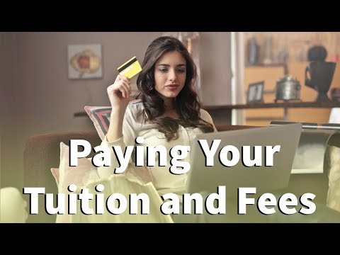 Webinar (Fall 2017) - Paying Your Tuition and Fees